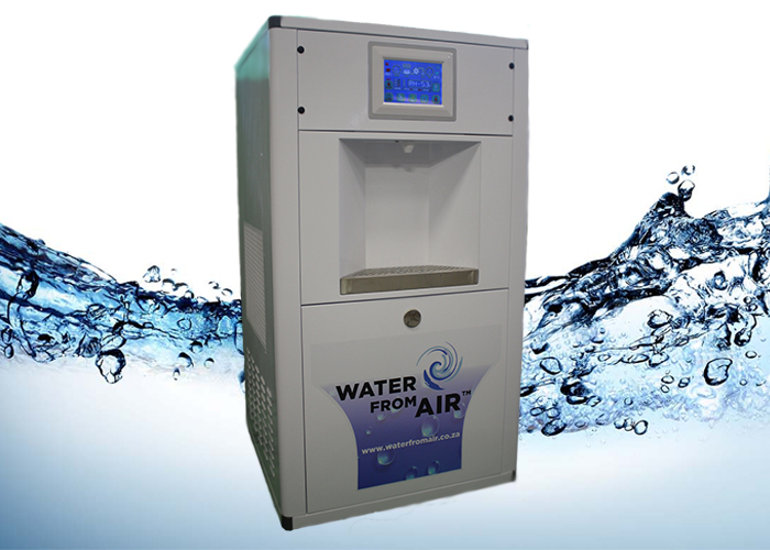 wfa water machine