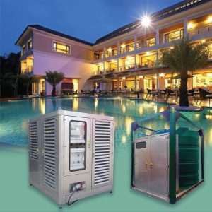 Water Supply Hospitality Industry