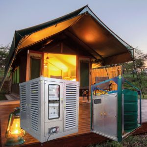 Water From Air for Camping